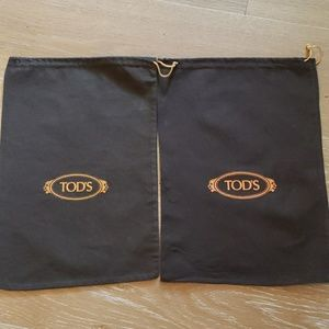 Tod's Dust bags shoes